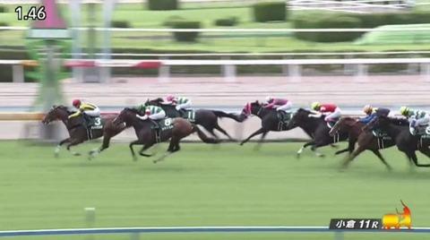 【競馬】中京記念は川田騎乗のアンドラステがV