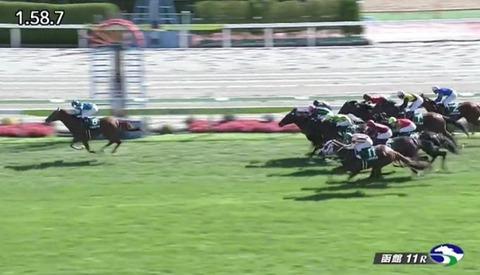 【競馬】函館記念は横山和騎乗のトーセンスーリヤがV